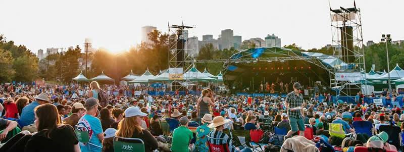 Edmonton Folk Music Festival01