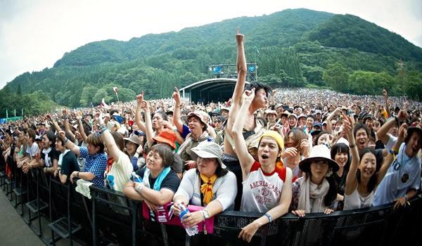 Fuji Rock Festival 2011