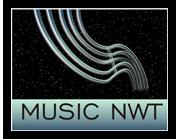Music NWT logo