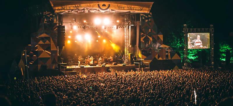 Green Man Festival-Wales