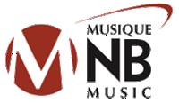 Music NewBrunswick logo